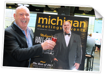 Todd Lloyd - Michigan's Meetings Events Hall of Fame