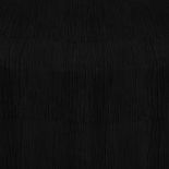 Black Crinkle Taffeta Table Linen