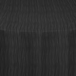 Black Eloise Table Linen