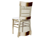 Gold Saturn Chiavari Jacket Chair Cover
