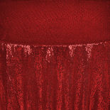 Red Marilyn Table Linen