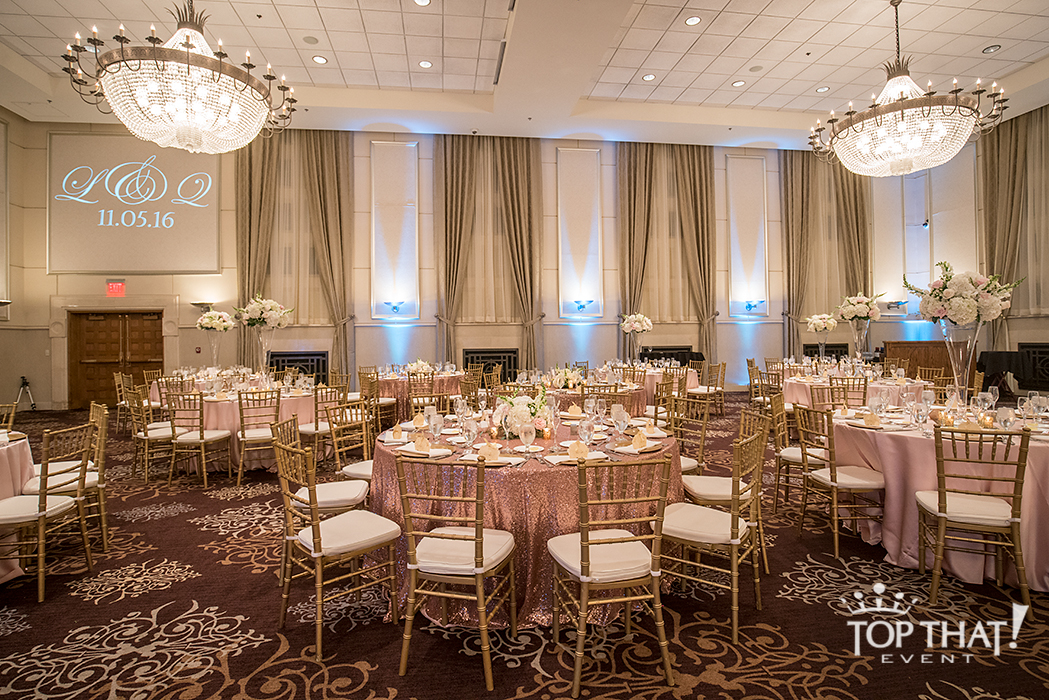 Classy Elegant Wedding Linen Designs At The Inn At St