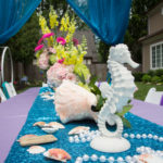 Under the Sea - A Little Mermaid Lawn Party